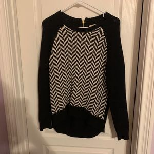 Michael Kors Chevron Sweater